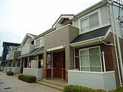 兵庫県神崎郡福崎町南田原の賃貸アパートの外観