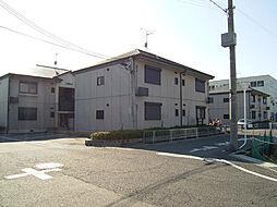 花水木タウン[2階]の外観