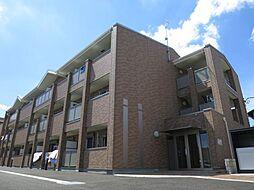 千葉県千葉市稲毛区六方町の賃貸マンションの外観