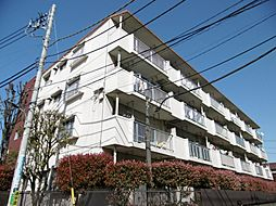 東京都練馬区西大泉2丁目の賃貸マンションの外観