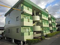 第9摂津グリーンハイツ[301号室]の外観