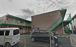 レジデンス西田B棟[1階]の外観