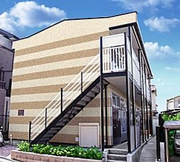 神奈川県横浜市南区堀ノ内町2丁目の賃貸アパートの外観