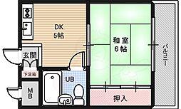 大阪市営谷町線 駒川中野駅 徒歩10分