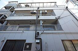北畠マンションU.T.S[3階]の外観