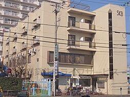 SKBマンション[4階]の外観
