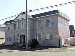 大晃ハウス[2階]の外観