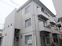 千葉県松戸市新松戸6丁目の賃貸マンションの外観