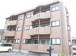 三重県四日市市大宮西町の賃貸マンションの外観