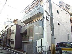 リバーサイドクロカワ[4階]の外観