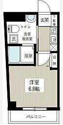 神奈川県横浜市南区睦町1の賃貸マンションの間取り