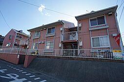 福岡県福岡市東区土井4丁目の賃貸アパートの外観