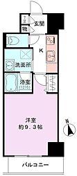 GEO本町通7番町[0502号室]の間取り