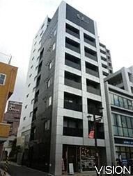 埼玉県さいたま市大宮区桜木町2丁目の賃貸マンションの外観