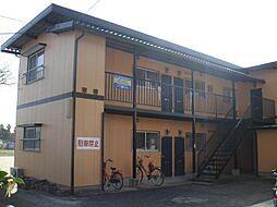 栗林荘 東棟[101号室]の外観