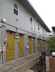 東京都世田谷区北烏山7丁目の賃貸アパートの外観