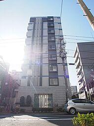 ガーラ・シティ門前仲町[6階部分号室]の外観
