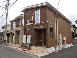 愛媛県松山市祇園町の賃貸アパートの外観