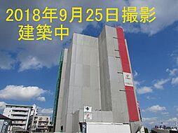 レジデンス22[4階]の外観
