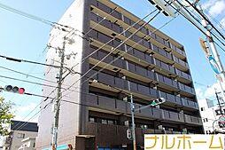 大阪府大阪市平野区背戸口3丁目の賃貸マンションの外観