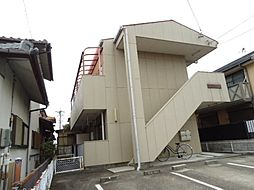 シティーハイツ尾関[2階]の外観