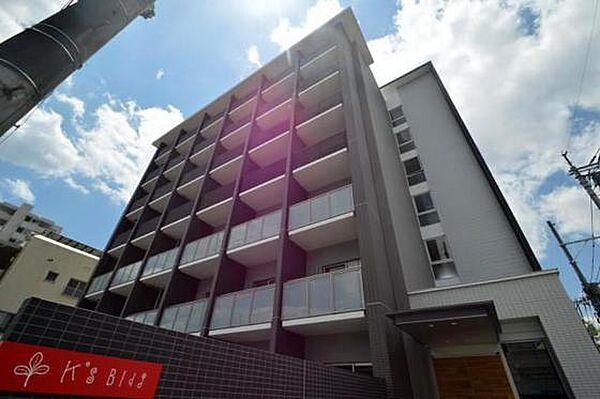 Kビル[6階]の外観