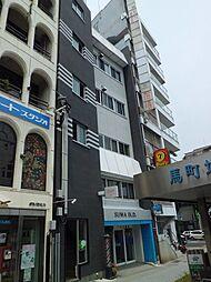 長崎県長崎市馬町の賃貸マンションの外観