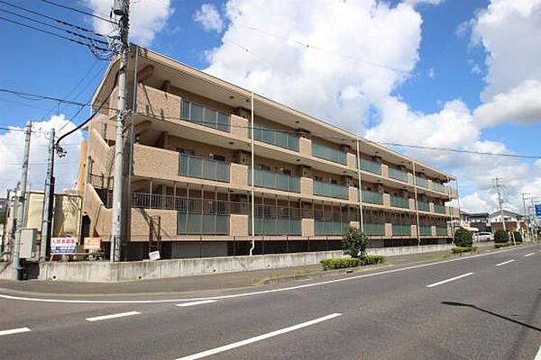 オーベルジュ陽光台 3階の賃貸【茨城県 / つくばみらい市】