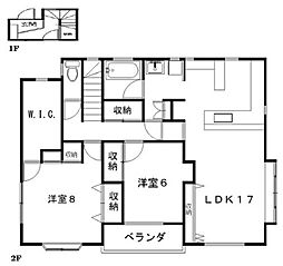 [一戸建] 静岡県浜松市西区雄踏町宇布見 の賃貸【/】の間取り