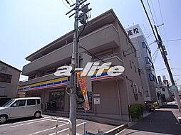 兵庫県神戸市中央区筒井町1丁目の賃貸アパートの外観