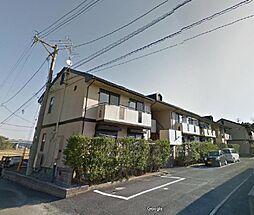 セジュール東山田II B棟[205号室]の外観
