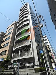 東京都文京区本郷3丁目の賃貸マンションの外観