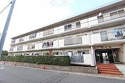 愛知県名古屋市名東区山の手2丁目の賃貸マンションの外観