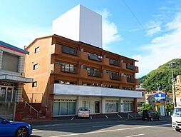 長崎県長崎市柳田町の賃貸マンションの外観