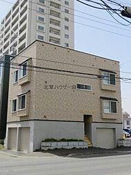 グランシュール39[2階]の外観