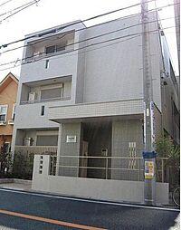 東京都大田区鵜の木2丁目の賃貸マンションの外観