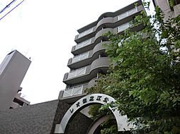 レオ住之江公園[4階]の外観