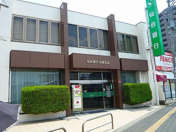 仙台銀行原町支...