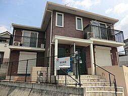 大阪府茨木市太田2丁目の賃貸アパートの外観