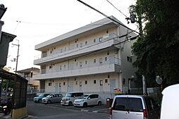 和歌山県和歌山市坂田の賃貸マンションの外観