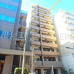 東京都江東区富岡2丁目の賃貸マンションの外観