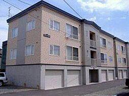 グラシア22A[2階]の外観