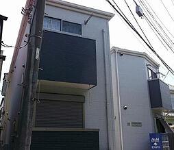 埼玉県さいたま市北区奈良町の賃貸アパートの外観