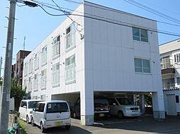 サンハイツUNO[203号室]の外観