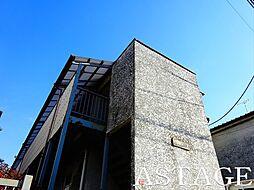 東京都杉並区大宮1丁目の賃貸アパートの外観