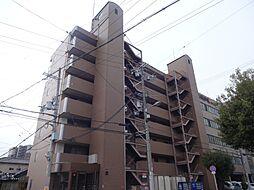 ツインコート平野I番館[4階]の外観