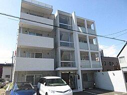 ブランシャール東札幌[1階]の外観