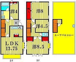 亀有駅 15.0万円