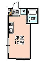 [テラスハウス] 千葉県松戸市稔台7丁目 の賃貸【/】の間取り