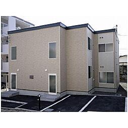 北海道室蘭市高砂町5丁目の賃貸アパートの外観